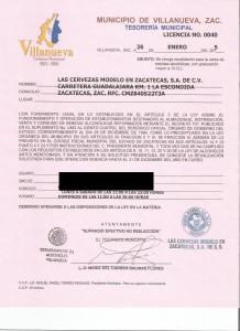 0040 licencia 001