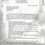 INFORME DE  ACTIVIDADES 001